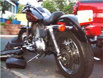 100th Custom Anniversary Edition 2003 Harley Sportster for Sale