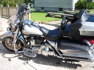 2003 Harley Ultra Classic Anniversary Special for sale in OH Ohio