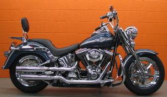 2003 Harley Davidson Fat Boy FLSTFI Fatboy