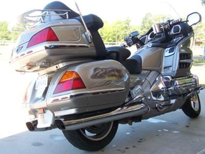 2003 Honda Goldwing GL1800 ABS