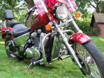 2003 Honda Shadow 600VLX Deluxe