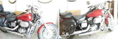 2003 Honda Shadow Spirit