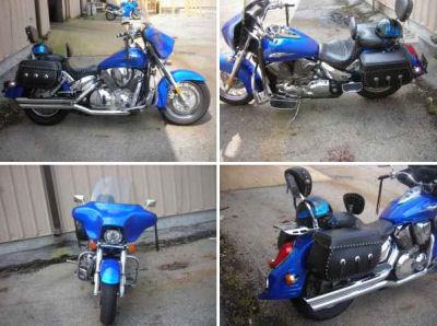 2003 HONDA VTX 1300S  VTX1300