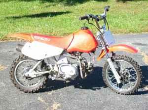 2003 Honda XR70