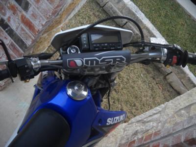 good condition 2003 Suzuki DRZ 400s Dirt Bike