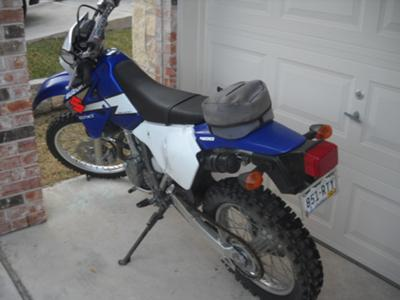 This 2003 Suzuki DRZ 400s  is for you!
