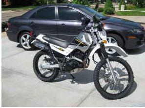 2003 Yamaha XT225 Dual Sport