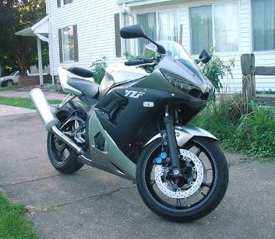 2003 Yamaha YFZ R6