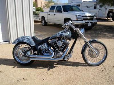 2004 APC Gambler Custom Motorcycle