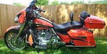 2004 Harley Davidson Screaming screamin Eagle Electra Glide CVO