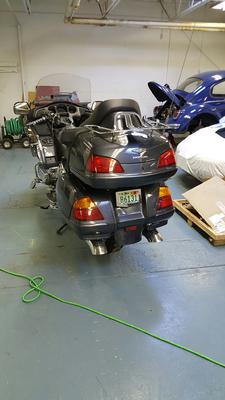 2004 Honda Goldwing 30 Year Anniversary Edition for Sale by Owner
