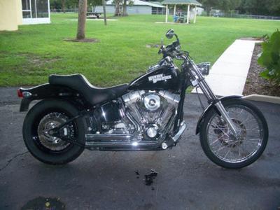 2004 Harley Davidson Softail FXST