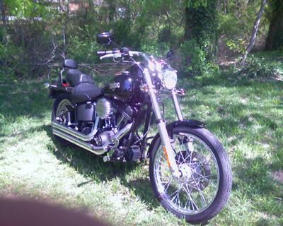 Custom  2004 Harley Davidson Night Train Nightrain