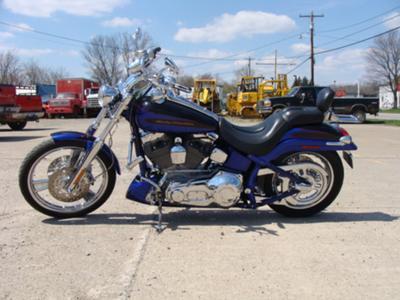2004 Harley Screaming Eagle Deuce