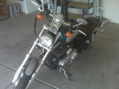 2004 Harley Davidson XL1200C Sportster  Low Miles, Clean, READY TO RIDE!!!