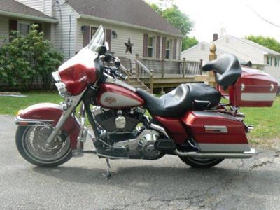 2004 Harley-Davidson Electraglide Classic for Sale FLHTC