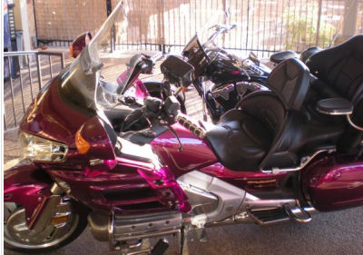 2004 HONDA GOLDWING GL1800 Trike Motorcycle for sale by owner in FL Florida