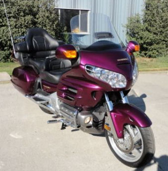 2004 HONDA GOLDWING GL1800 TRIKE (not the motorcycle with three wheels in the ad but similar)