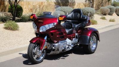 2004 Honda Gold Wing Trike GL1800