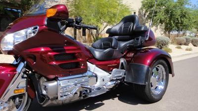 2004 Honda Gold Wing Motor Trike