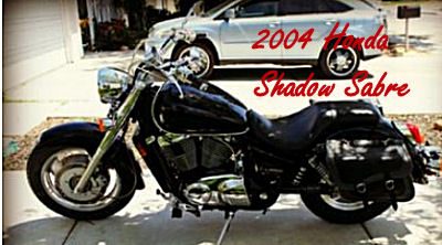 2004 Honda Shadow Sabre 1100