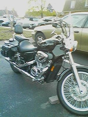 2004 Honda Shadow VLX  600