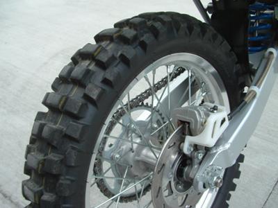 2004 Kawasaki KDX200 Dirt Bike Tire
