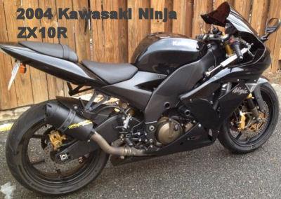2004 Kawasaki ZX10 Ninja