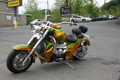 Yellow 2004 Mountain Boss Hoss for Sale by Owner