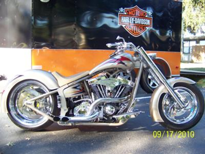 CUSTOM 2004 SPECIAL CONSTRUCTION MOTORCYCLE by EXTREME CUSTOMS CYCLES