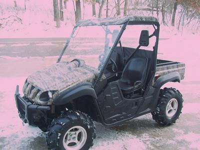 2004 Yamaha Rhino 660 4x4 For Sale By Owner