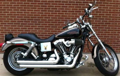 2005 Custom Harley LowRider Low Rider