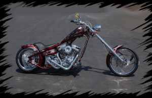 2005 Custom Vengeance Chopper