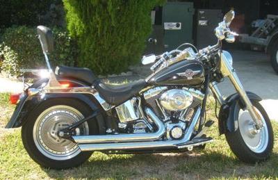 2005 Harley Davidson Fat Boy Fatboy 15th Anniversary Edition