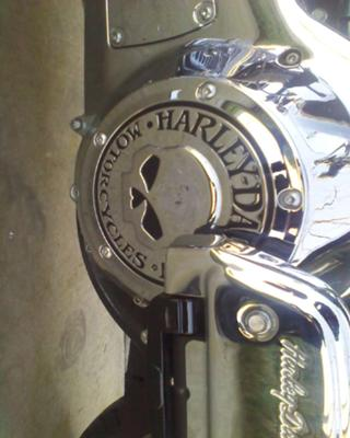 2005 HARLEY DAVIDSON FLHR ROAD KING ENGINE