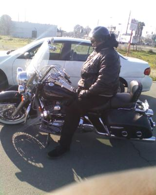 2005 HARLEY DAVIDSON FLHR ROAD KING