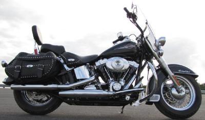 2005 Harley Davidson Heritage Classic Softail FLSTC