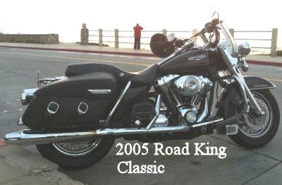 2005 Harley Davidson Road King Classic
