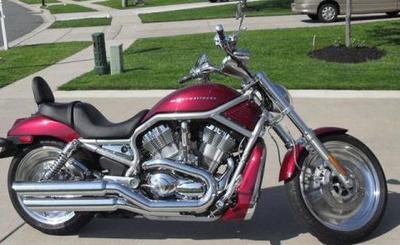 2005 Harley Davidson VRSC V Rod VRSCA V-Rod