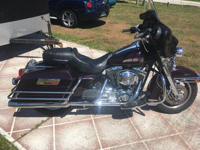 2005 Harley Electra Glide Classic for Sale by owner in Fl Florida