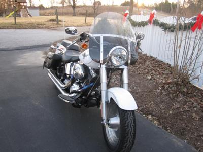 2005 Harley Davidson FATBOY FLSTFI