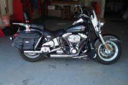 2005 Harley Davidson Heritage Softail Classic
