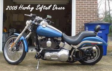 2005 Harley Davidson Softail Deuce FXSTD