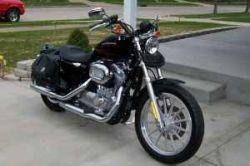 2005 Harley Davidson Sportster 883 Low