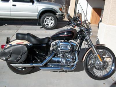 2005 Harley Davidson Sportster XL1200C