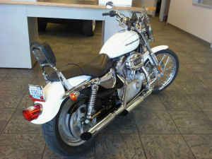 2005 Harley Davidson Sportster XL883