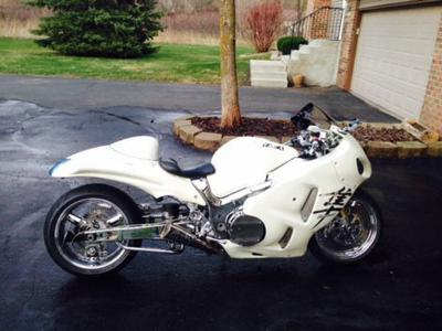 Which 2005 Suzuki Hayabusa for sale by owner