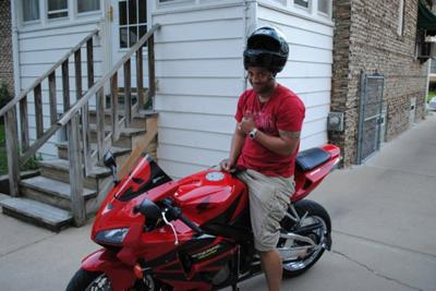 2005 Honda Cbr600rr For Sale In Illinois