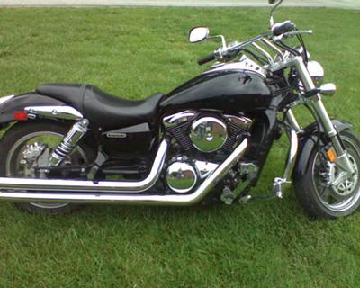 2005 Kawasaki Mean Streak 1600