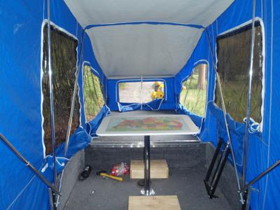 2005 Time Out Motorcycle Camping Trailer For Sale By Owner